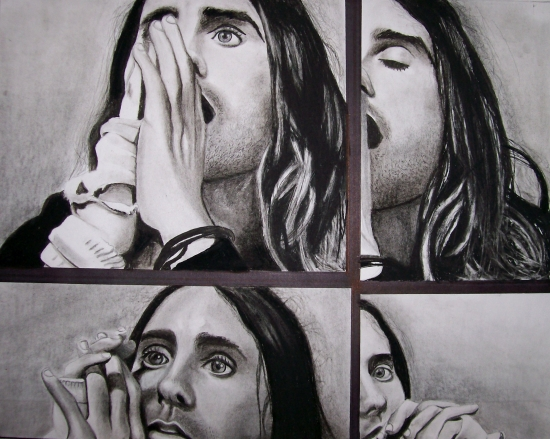 Jared Leto by Catarina